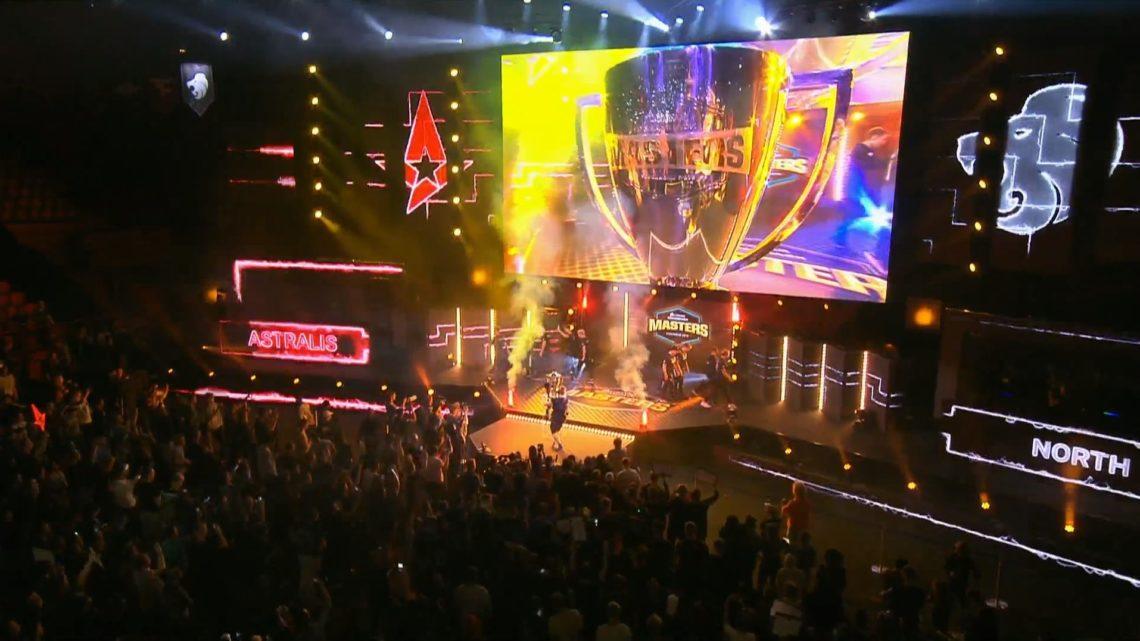 Dreamhack Masters 2018 i Globen är avgjort!