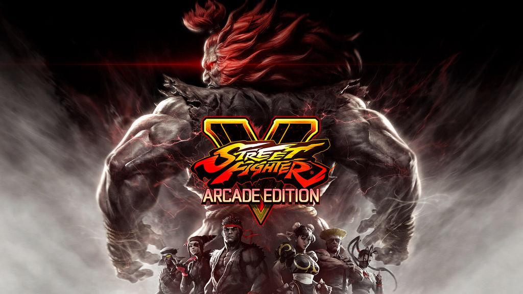 Capcom lanserar Street Fighter League