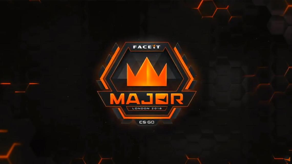 FACEIT Major-finalen i London 2018
