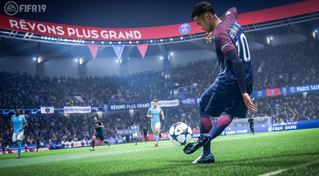FIFA 19 Global Series – Vägen till FIFA eWorld Cup
