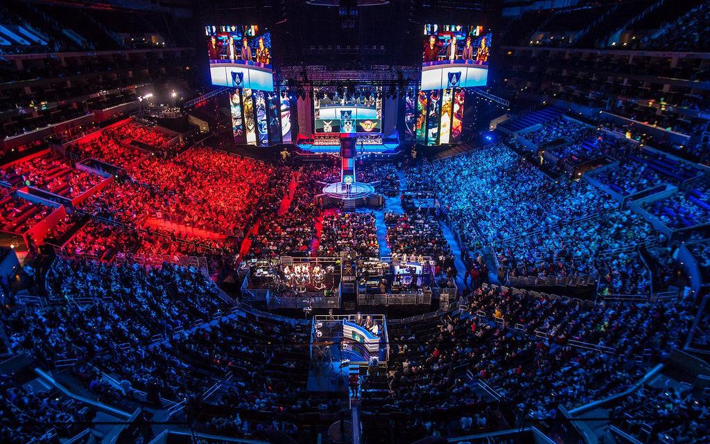 Esport-stad i Hangzhou är nu verklighet