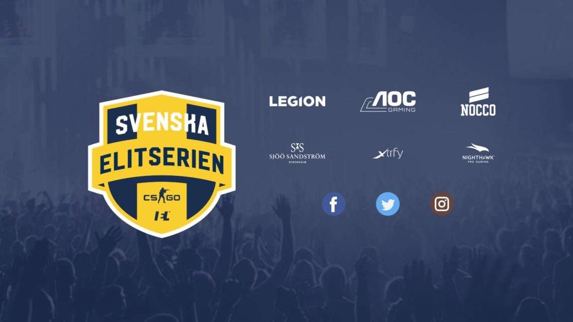 """Svenska Elitserien CS:GO – """"TheInvincibles"""""""